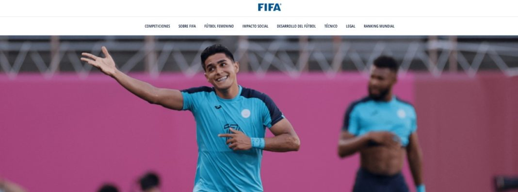 Luis Palma FIFA