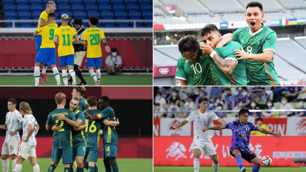 futbol olímpico