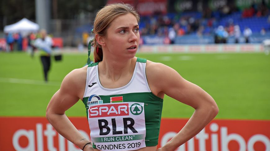 atleta bielorrusa