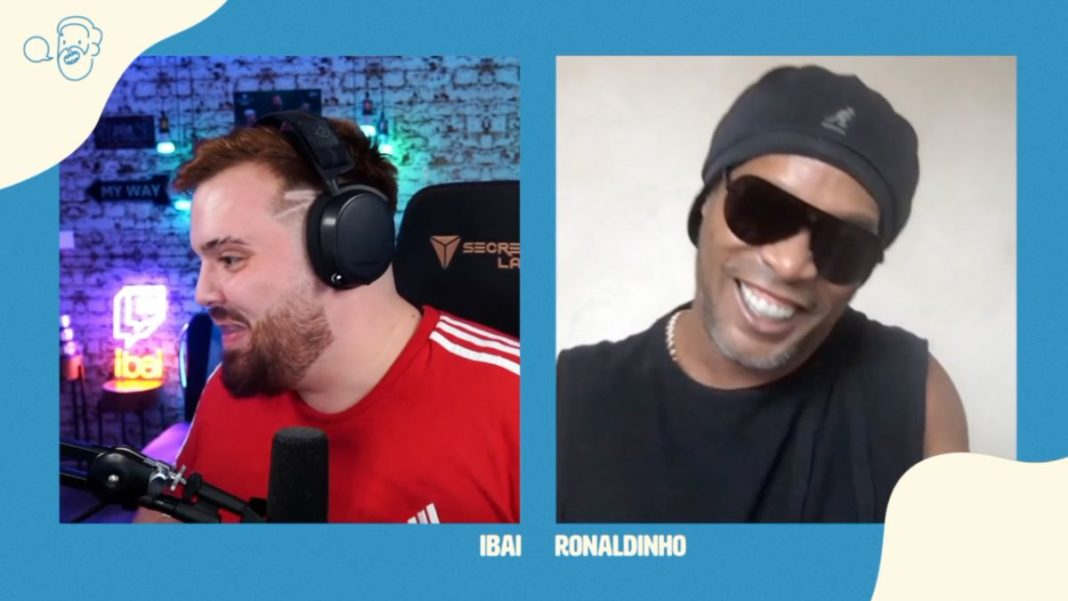 Ronaldinho Ibai