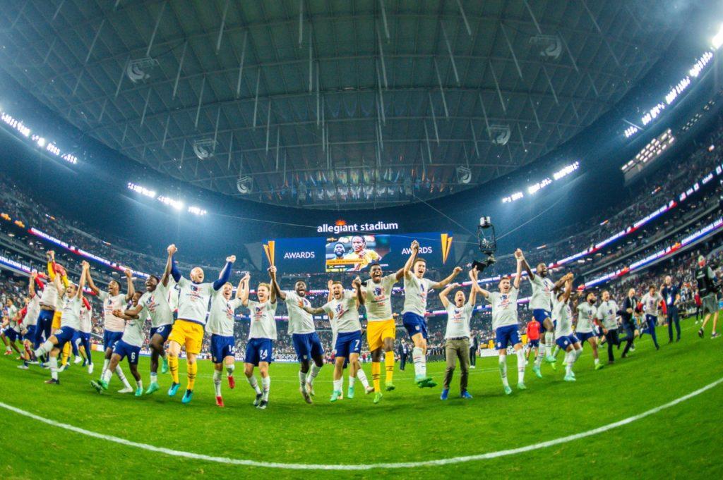 Estados Unidos campeón Copa Oro 2021