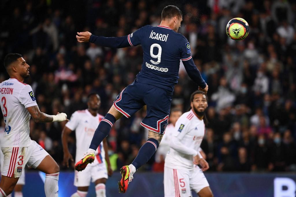 Messi PSG Lyon