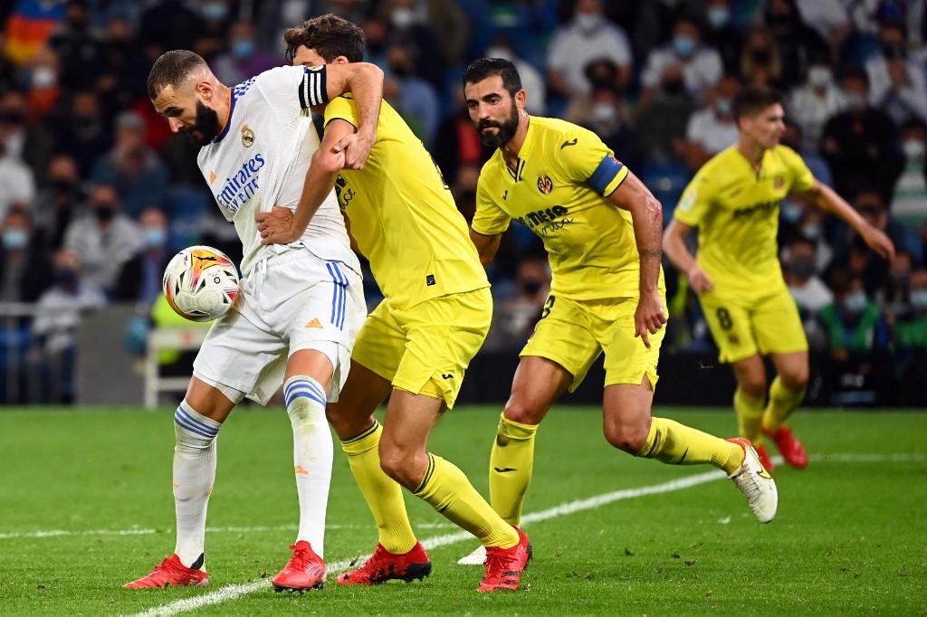 Real Madrid Villareal