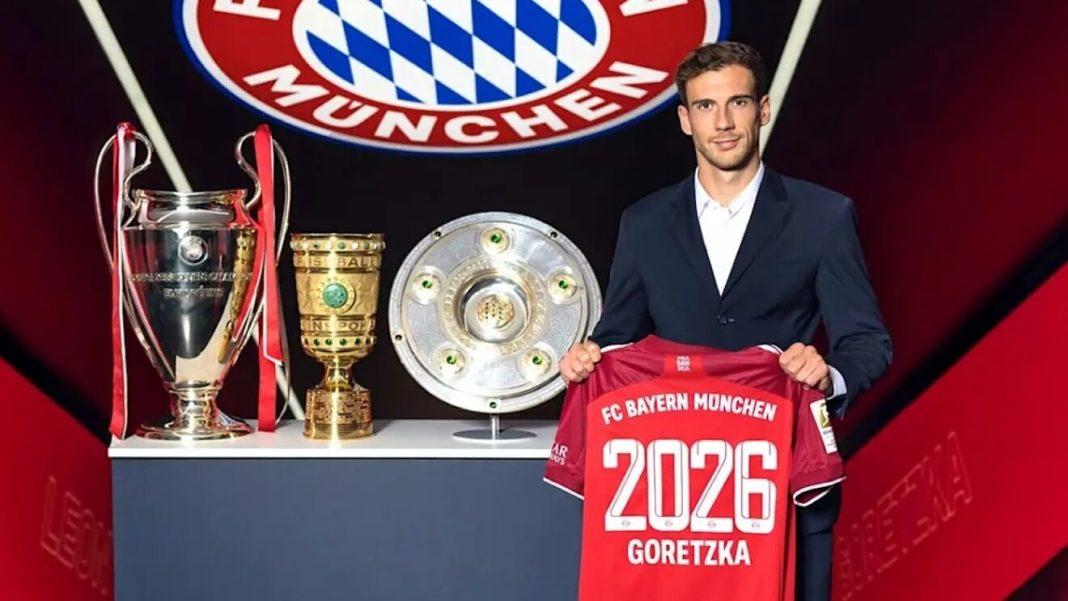 Leon Goretzka Bayern Múnich renovación