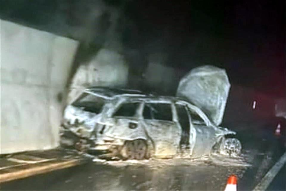 Bosnia Incendio