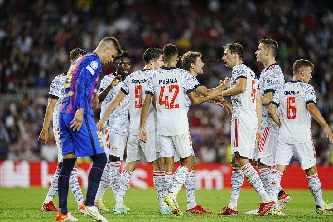 Bayern Múnich Barcelona