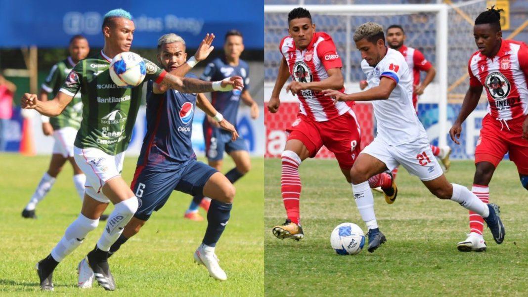 Liga Nacional jornada #14