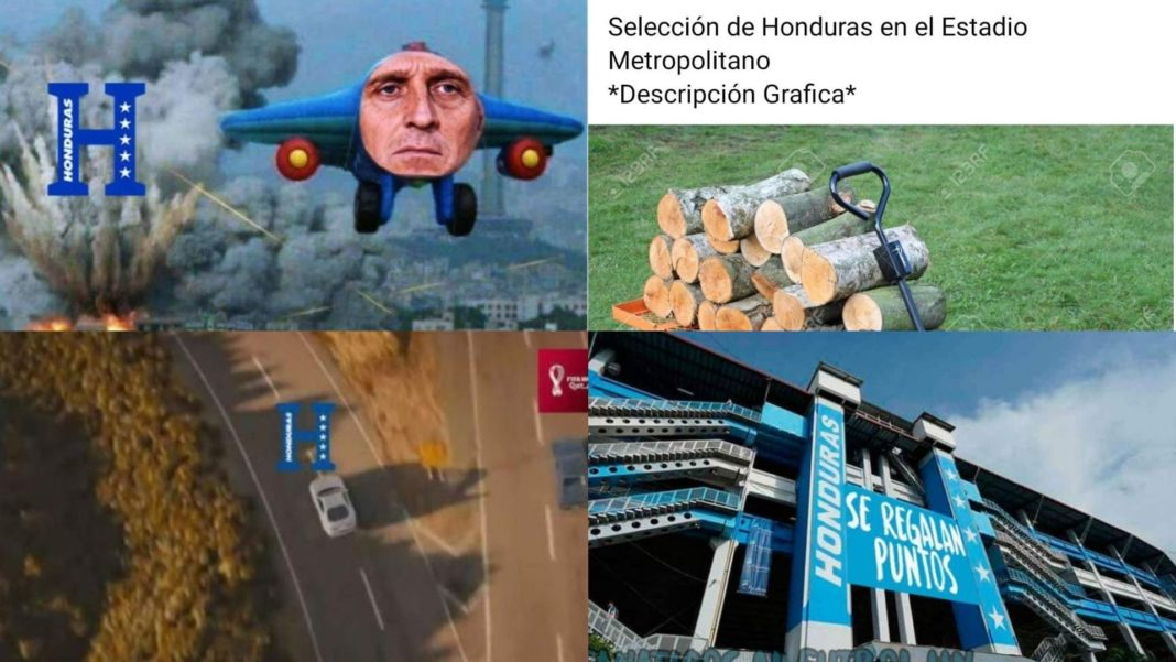 Memes Honduras Jamaica