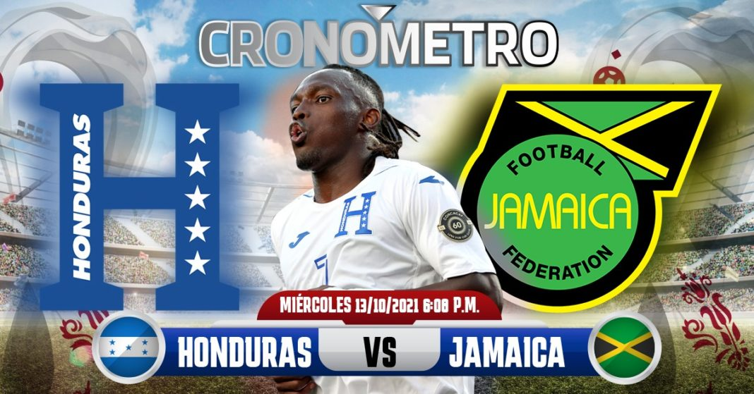 Honduras Jamaica en directo