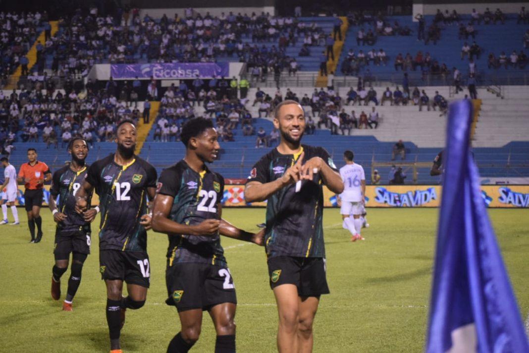 Honduras Jamaica 0-2
